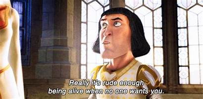 Shrek Quotes Really Rude Farquaad Lord Fiona