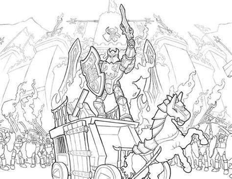War Robots Coloring Pages Coloring Pages