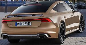Audi S7 Sportback : is this how the next audi rs7 sportback will look ~ Melissatoandfro.com Idées de Décoration