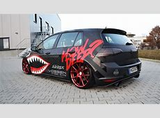 VW Golf VII GTI Performance RING POLICE Automotive