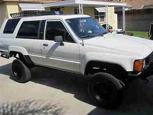 Purchase Used 1986 Toyota 4runner 4x4 22re 5 Speed Manual