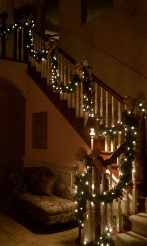 3 garland with lights merry