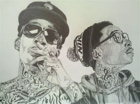 Catoon Wiz Khalifa Pictures To Pin On Pinterest