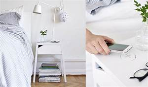 Ikea Table De Nuit : consomac et si un meuble ikea suffisait pour recharger votre iphone ~ Teatrodelosmanantiales.com Idées de Décoration