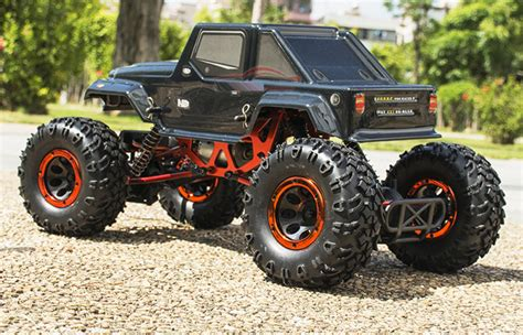 10 4wd Four Wheel Steering System Off Road Rtr