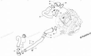 Arctic Cat Side By Side 2015 Oem Parts Diagram For Case