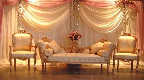 Decoration Ideas: Pakistani Wedding Stage Decoration Ideas 2017