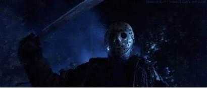 Jason Voorhees Gifs Horror Wifflegif Freddy Friday
