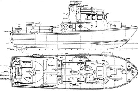 Pt Boat Line Drawings by Boat Drawings