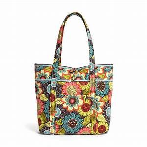 Vera bradley tote usa for Vera bradley bathroom bag