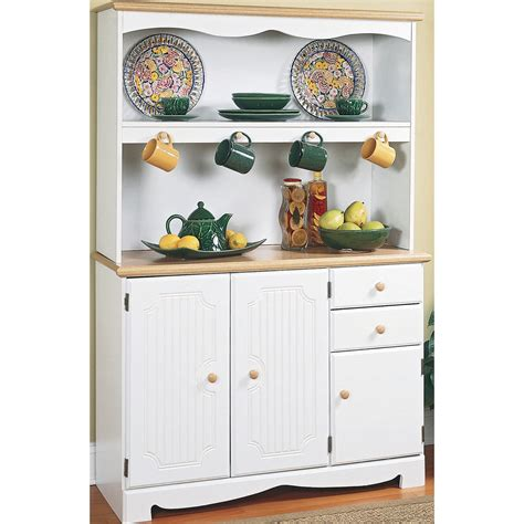 Kitchen Buffet by Cove Kitchen Buffet Hutch At Hayneedle