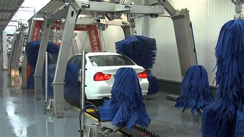 express car wash tunnel english christ wash systems youtube