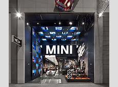 » MINI popup store by Studio 38, London