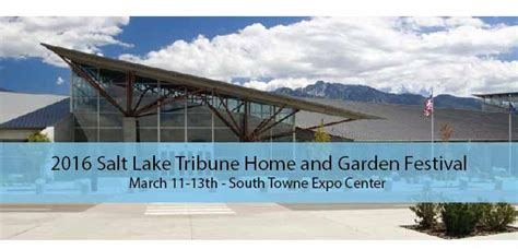salt lake tribune home garden festival utah shutters