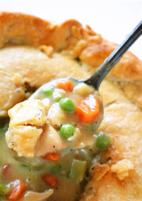 Best Chicken Pot Pie Recipe The Best Chicken Pot Pie With Pie Crust