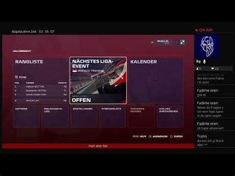 Don't miss a moment with live formula 1 timings! Formel 1 2020 Livestream mit MonstaaaKex #2 - YouTube