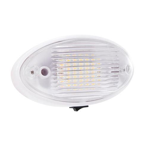 rv led porch light 2x led ceiling porch light fixture 12v rv interior