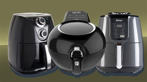 air fryer kitchen cook appliances fryers healthily these
