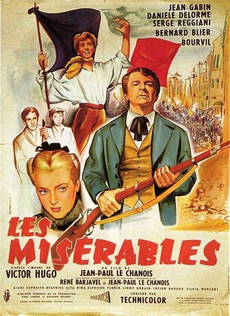victor jean gabin youtube les mis 233 rables en dix adaptations cin 233 ma focusvif be