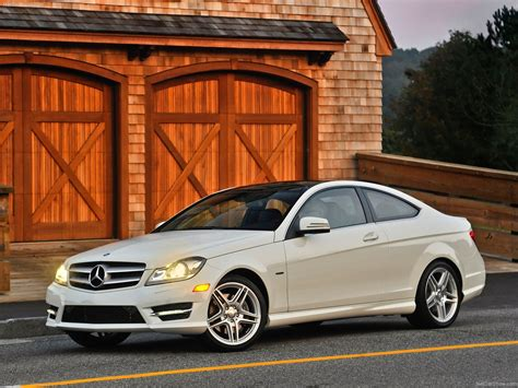 Mercedes C Class Coupe Picture by Mercedes C Class Coupe 2012 Picture 5 Of 246