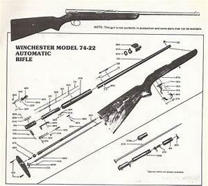 Tincanbandit U0026 39 S Gunsmithing  Featured Gun  Winchester Model 74