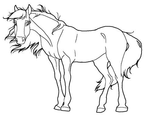Kleurplaat Paardenb by Paarden Kleurplaten 187 Animaatjes Nl
