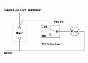 Wiring Diagram Boiler Timer