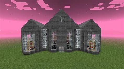 Lit Redstone L Minecraft by Redstone Lit House Minecraft Project