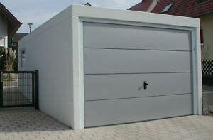 fertiggarage beton gebraucht beton fertiggarage ebay