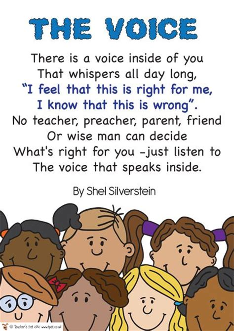 the voice poem 187 free downloadable eyfs ks1 ks2
