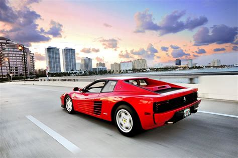 Ferrari Testarossa Wallpapers - Wallpaper Cave