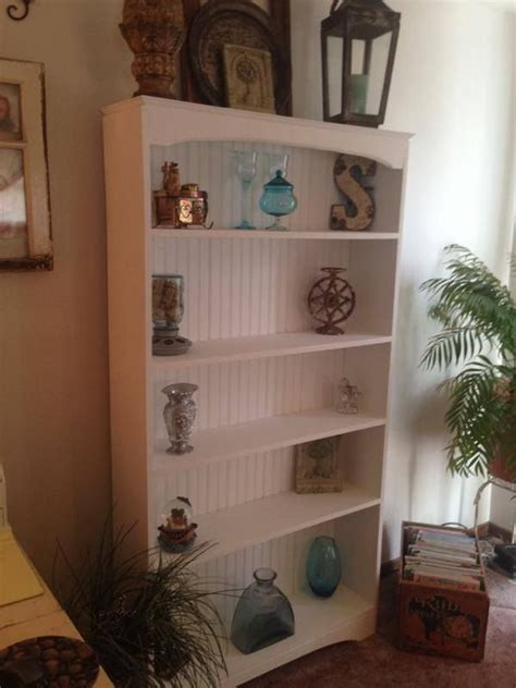 Bookcase Board by Crafted Beaded Board Bookcase By Wartooth Workbooth