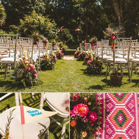 Abbotsbury Subtropical Gardens wedding Dorset Fran+Luke