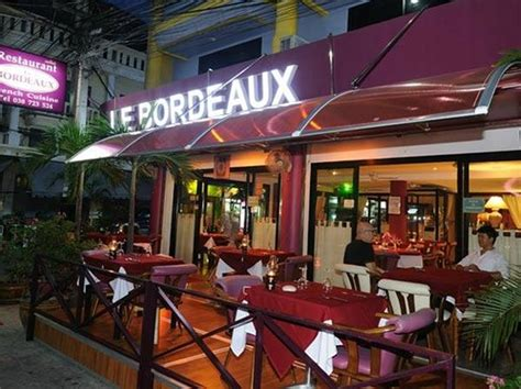 restaurant le bureau bordeaux inspire pattaya 10 discount for inspire le bordeaux