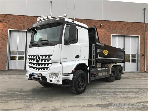 Mercedes Arocs by Mercedes Arocs 2643 Lk Tipper Trucks Year Of