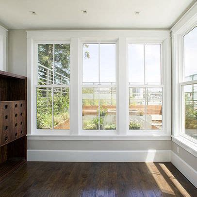 Living Room Window Trim Ideas by Living Room Light Wood Baseboard Design Ideas Pictures