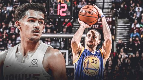 Hawks news: Trae Young looking to break Stephen Curry's ...