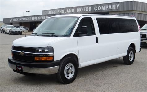 Chevrolet Express 3500 Used Chevrolet Express 3500 Autos