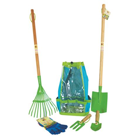 children s garden tools set childrens gardening tool set gift