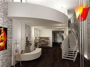 Commercial, Interior, Design, By, Helena, Michel, At, Coroflot, Com