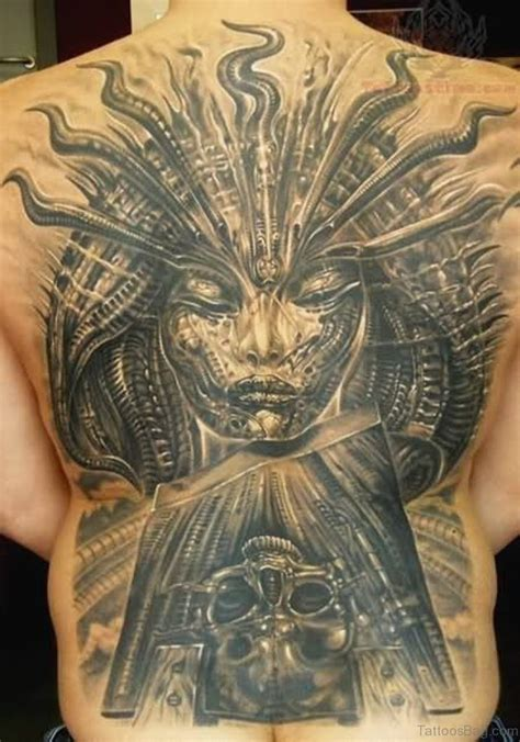 horror medusa tattoos