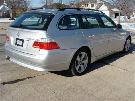 Purchase Used 2006 Bmw 530xi Wagon All-wheel-drive New