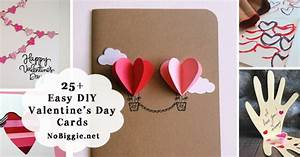 25+ Easy DIY Valentine's Day Cards