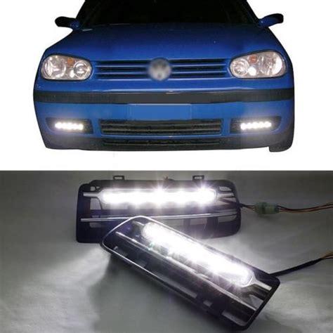 led daytime running light drl with turnning led for