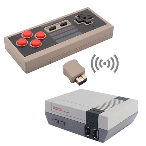Wireless Game Handle Gamepad For Nintendo Mini Nes Classic
