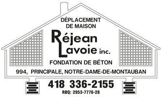 Plan Du Site  Déplacement De Maison Réjean Lavoie Inc