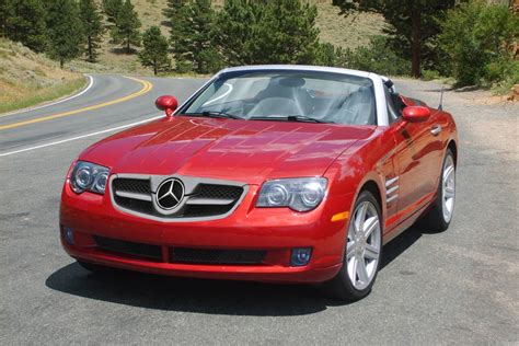 Chrysler Crossfire Grill by Anyone Use A Mercedes Emblem On Your Grill Page 3