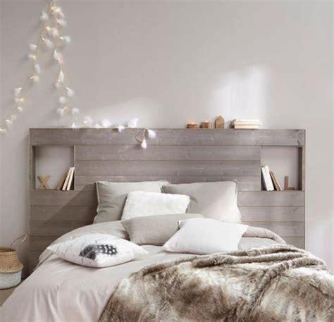 d馗oration de chambre davaus chambre parentale marron beige avec des idées intéressantes pour la conception de la chambre