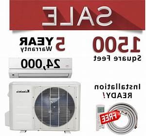 24000 Btu Mini Split Air Conditioner Heat Pump