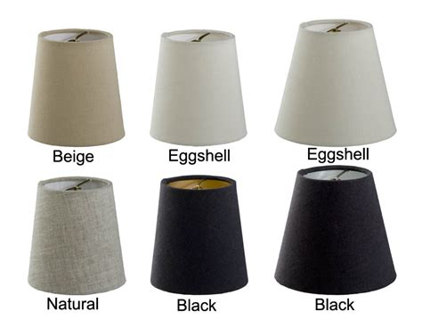 small black l shades for chandeliers interior